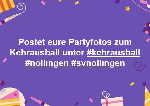 HEUTE: Kehrausball!