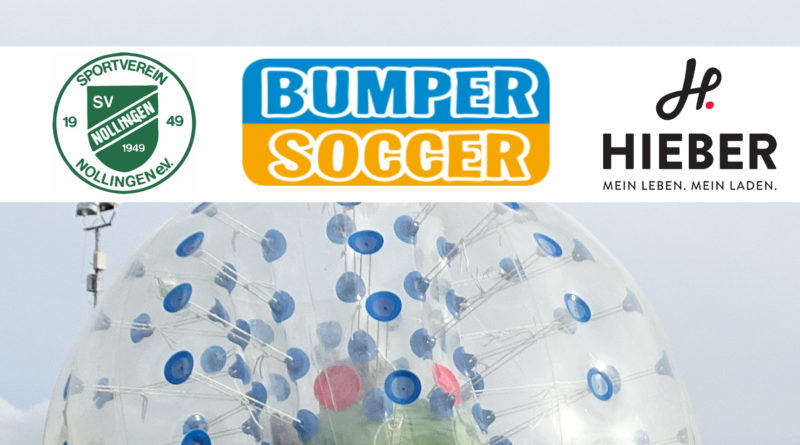 Hiebers BumperSoccer Cup