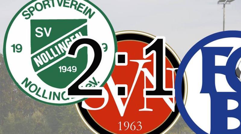 Spielbericht: 2:1 Sieg gegen SGNB
