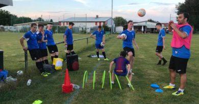 FC Möhlin CH trainiert beim SVN