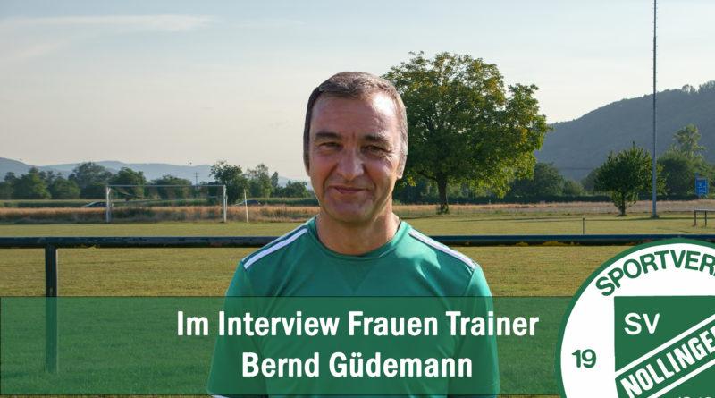 Bernd Güdemann im Interview