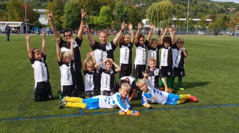 Erfolgreicher F-Junioren Start!