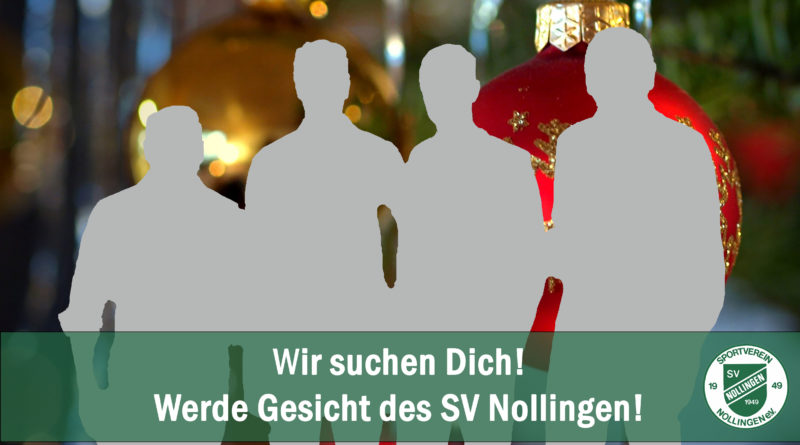 Weihnachtskampagne: Wir suchen Dich!